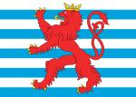 drapeau à trois bandes horizontales égales,pays-bas,hollande,luxembourg,drapeau pays-bas,drapeau luxembourg