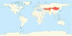 tcheliabinsk,oblast de tcheliabinsk,russie,chameau de drapeau tcheliabinsk,bactriane,sujet fédéral de russie