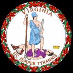 drapeau virginie,etats-unis,virginie,virgin queen,elisabeth 1ère,sic semper tyrannis