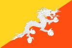 bhoutan,drapeau bhoutan,tibétain,bouddhisme vajrayana,bonheur national brut