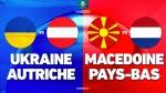 euro 2020,euro 2021,euro 2020 groupe c,pays-bas,macédoine du nord,ukraine,autriche,macédoine du nord-pays-bas,ukraine-autriche