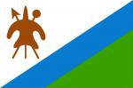 lesotho,drapeau lesotho,basutoland,basotho,blue ensign