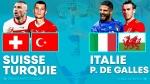 euro 2020,euro 2021,italie,pays de galles,turquie,suisse,suisse-turquie,italie-pays de galles