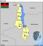 malawi,afrique,drapeau malawi,lac malawi,drapeau à trois bandes horizontales égales