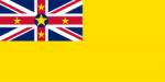 Niue,drapeau Niue,Union Jack,Blue Ensign,Nouvelle-Zélande,drapeau de Niue